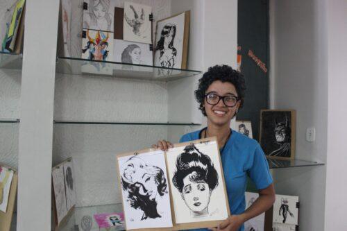 Ganhadores do Concurso de pintura do Museu da Gente Sergipana