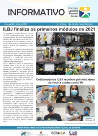 ILBJ finaliza os primeiros módulos de 2021