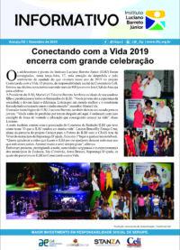 Conectando com a Vida 2019 encerra com grande celebração
