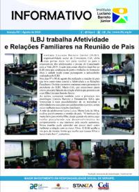 ILBJ trabalha Afetividade e Relações Familiares na Reunião de Pais