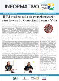 ILBJ realiza ação de conscientização com jovens do Conectando com a Vida