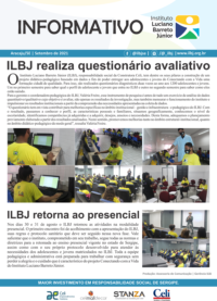 ILBJ realiza questionário avaliativo